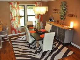 Living   Attractive Modern Dining Room Rugs  Modern Black - Modern dining room rugs