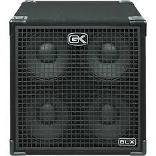 Gallien-Krueger 410BLX-II 4 x 10 Bass Cabinet | Musician's Friend