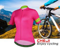<b>CHEJI</b> 2018 <b>Women</b> Mtb <b>Bike</b> Shirt Breathable Quick Dry Short ...