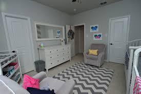 image of chevron nursery rugs boy
