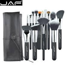 8 photos cosmetic makeup brush holder nz jaf 15 pcs set professional makeup brushes with adjule leather