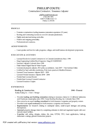 Claims Adjuster Resume Templates Claims Adjuster Resume Professional Medical Examiner 8