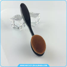 made usa whole s oval makeup brush for