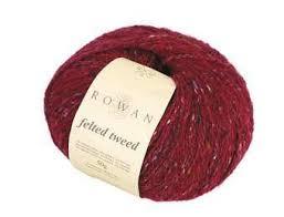 Rowan Fine Tweed Colour Chart Rowan Felted Tweed Dk
