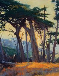 douglas paul morgan carmel fine art gallery of early california american impressionist paintings