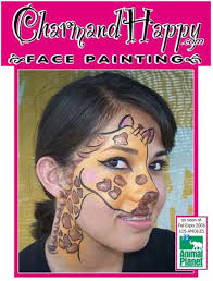 ca giraffe face painting pierce college winnetka ca discover channel animal planet