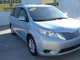 50 Best Tulsa Used Toyota Sienna for Sale, Savings from $3,229