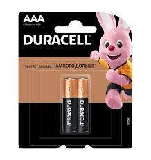 Купить <b>батарейки</b> Duracell Duracell <b>AAA</b> LR03-2BL BASIC 2шт в ...