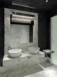 Black Marble Bathroom Breakingdesignnet - White marble bathroom