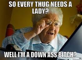 thug life - quickmeme via Relatably.com