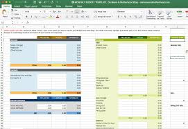 015 Microsoft Excel Budget Template Download Ms Templates