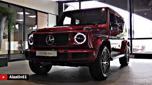 2019 mercedes g63 perfect interior. Mercedes G Class G500 Amg 2020 New Full Review Interior Exterior Infotainment 222 950 Euro G550 Youtube