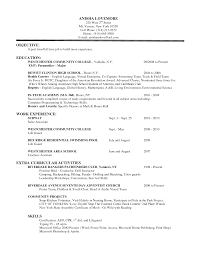 Emt Resume Examples Emergency Medical Technician Cover Letter
