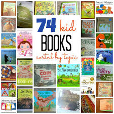 huge list of books for kids even sorted nice neat and easy