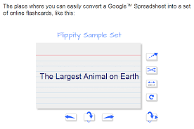 How To Make Flashcards With Google Doc And GFlashcards 9 StepsMake Flashcards From Excel