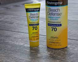 Neutrogena Sunscreen Contains Known ...