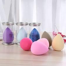 turyklie makeup sponge bulk multi function gourd shaped drop shaped makeup beauty makeup egg tk face body magic makeup egg