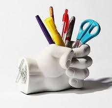 Perfect Hand Pen Holder