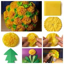 Tissue Paper Flower How To Make Wonderful Diy Beautiful Tissue Paper Flowers