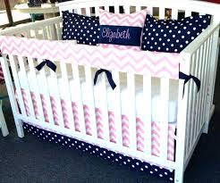 solid baby bedding pleasing navy blue crib girl