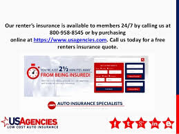 Us Agencies Car Insurance Quotes