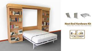 wall bed next bed hardware kit for diy wall bedurphy wall beds