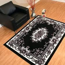 black accent rug home black accent rug blue black and grey area rug