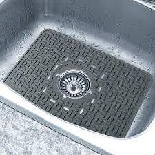 sink protector mat must see kitchen mats with drain hole gallery in picture ideas rubber rubbermaid