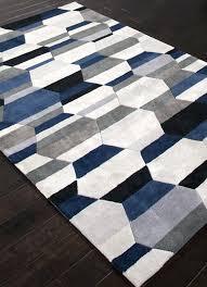 fantastic blue and grey area rug gray 8x10 olga strikingly beautiful
