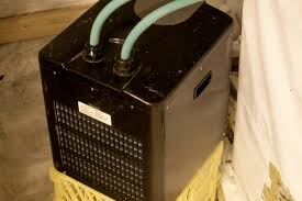 hydroponic chiller