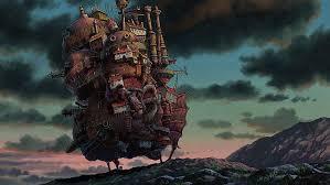 Hd Wallpaper Studio Ghibli Anime Hauru No Ugoku Shiro Howl S Moving Castle Wallpaper Flare