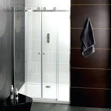 breathtaking installing sliding glass shower doors medium size of installing glass shower panel to wall sterling breathtaking installing sliding glass
