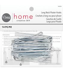 dritz home 3 u0022 pleater ceiling hooks 10pcs