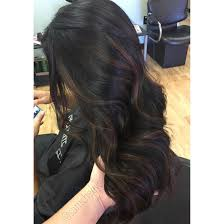 Highlights In Black Hair
