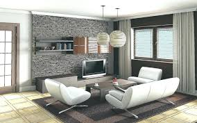 Contemporary Wallpaper Living Room Room Design Ideas