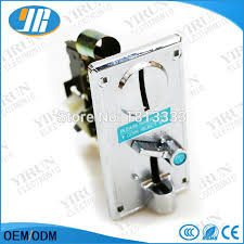 Vending Machine Coin Mechanism Enchanting 48pcs Free Shipping Factory Price Mechanical Coin Selector Acceptor