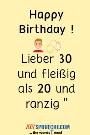 Sprüche Zum 30 Geburtstag 34 Lustig Originell Herzlich