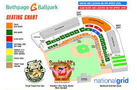Long Island Ducks Seating Chart Bethpage Ballpark Seating Chart Related Keywords