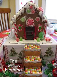 Premade Gingerbread Houses The Jersey Momma Gingerbread House Hacks Tips For Easy
