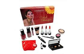 3 solha shringar by coloressence save this indian bridal makeup kit