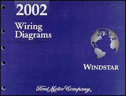 wiring diagram ford windstar 2002 wiring image 2002 ford windstar wiring diagram manual original on wiring diagram ford windstar 2002