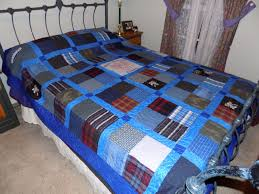 Memory T-Shirt and Clothing Quilts Have Special Meaning   Katy T ... & T-Shirt and Clothing Memory Quilt ... Adamdwight.com