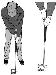 クロスハンドグリップはパットの方向性が安定するゴルフ日刊ゲンダイ