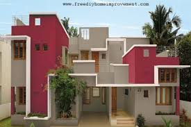 indian house exterior painting ideas