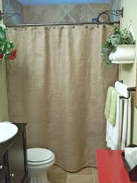 burlap shower curtain rustic country french chic 45 studio office design inspiration burlap shower curtains burlap shower and