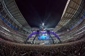 The Stade De France One Of The Largest Concert Halls In