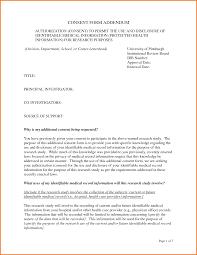 Sample Medical Authorization Letter