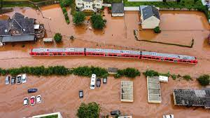 فيضانات ألمانيا تكلف شركات التأمين 5 مليارات يورو