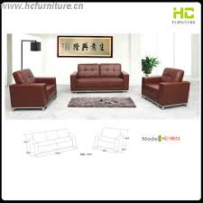 new upholstered snless steel sofa set simple office sofalike