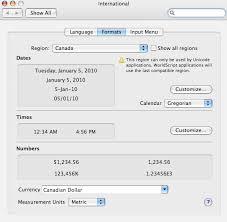 Excel On Mac Using Commas To Represent Decimals Super User